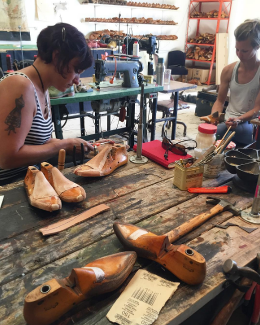 Shoemaking Day 2